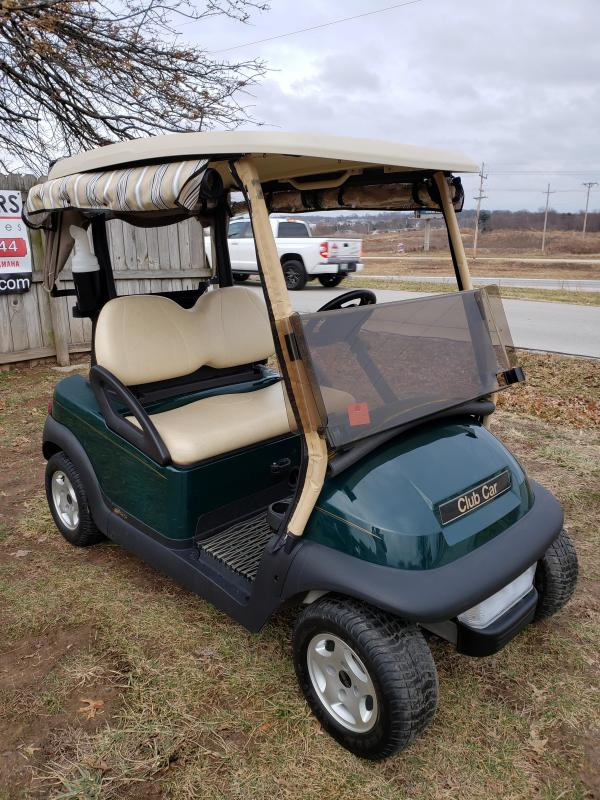 2006 CLUB CAR PRECEDENT-2 PASSENGER-GREEN (ELECTRIC)