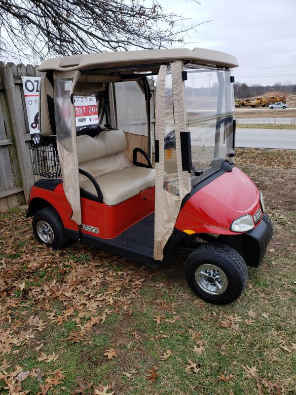 2013 RXV 48V-2 PASSENGER-RED (ELECTRIC)