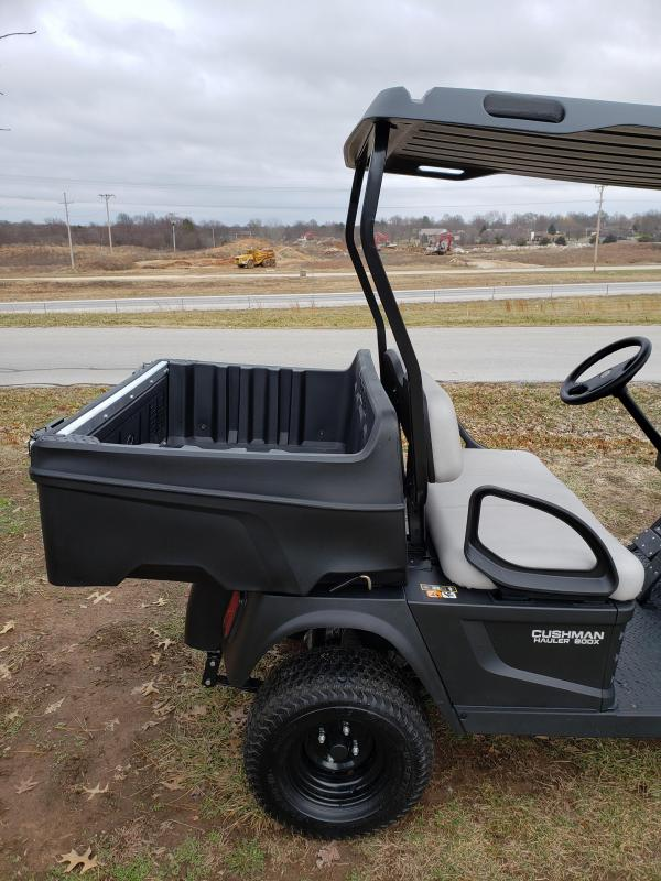 2019 CUSHMAN HAULER800X-UTILITY VEHICLE-METALLIC CHARCOAL (GAS)