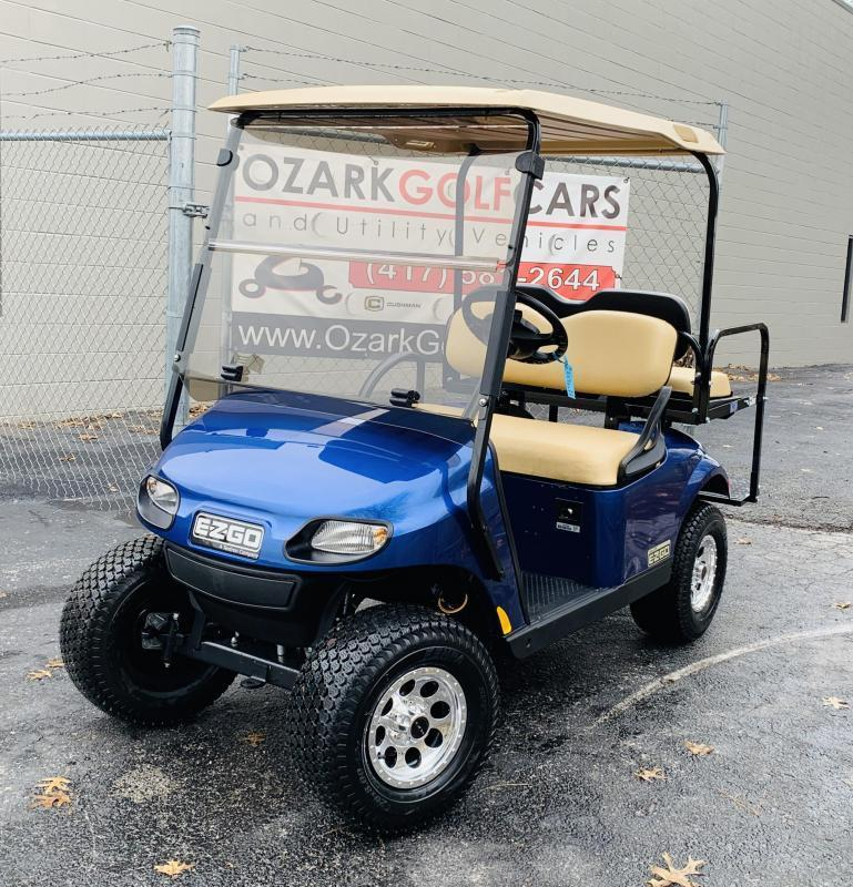 2020 VALOR-4 PASSENGER-ELECTRIC BLUE-EFI(GAS)