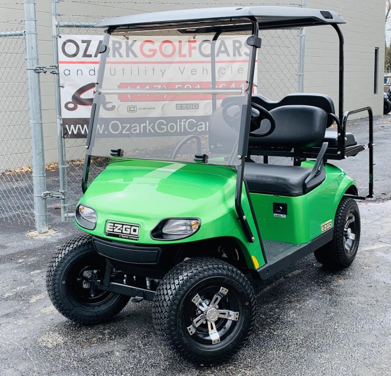 2019 VALOR-4 PASSENGER-MONSTER GREEN (GAS)