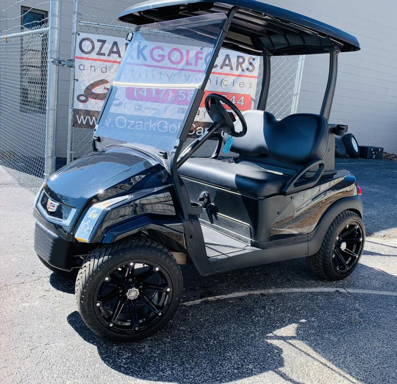 2014 CLUB CAR-PRECEDENT-BLACK (GAS)