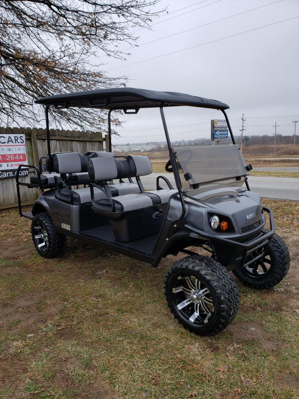 2019 EXPRESS-6 PASSENGER-METALLIC CHARCOAL (GAS)