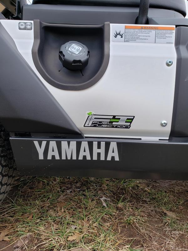 2019 YAMAHA UTILITY VEHICLE-JASPER RED (GAS)