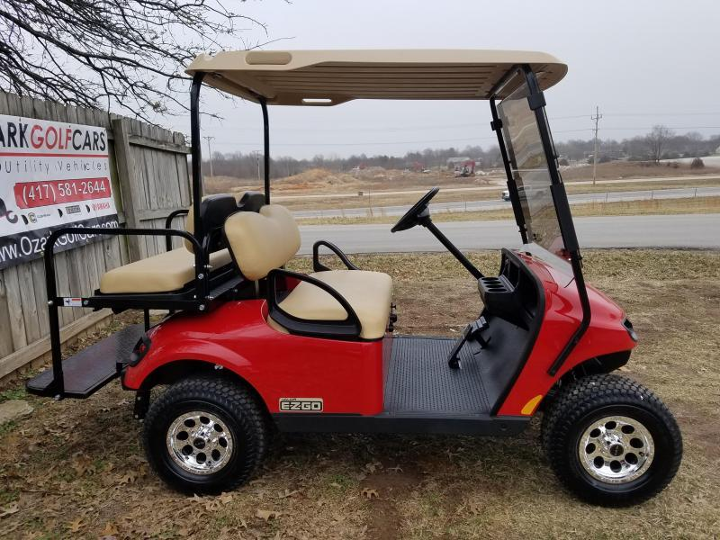 2020 VALOR-4 PASSENGER-FLAME RED EFI (GAS)