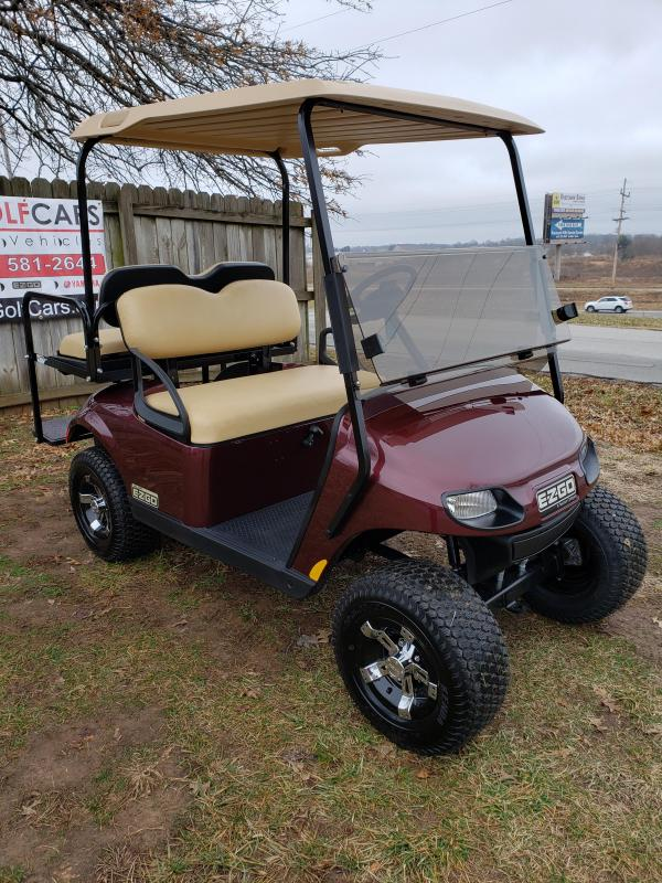 2019 VALOR-4 PASSENGER-BURGUNDY (GAS)