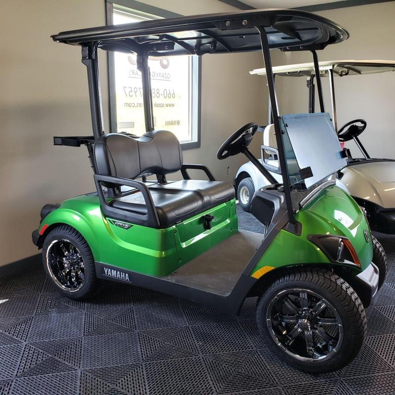 2019 YAMAHA DRIVE 2 PTV - LIME GREEN (GAS)