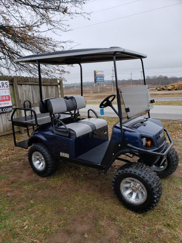 2019 EXPRESS S4-4 PASSENGER-Patriot BLUE (GAS)