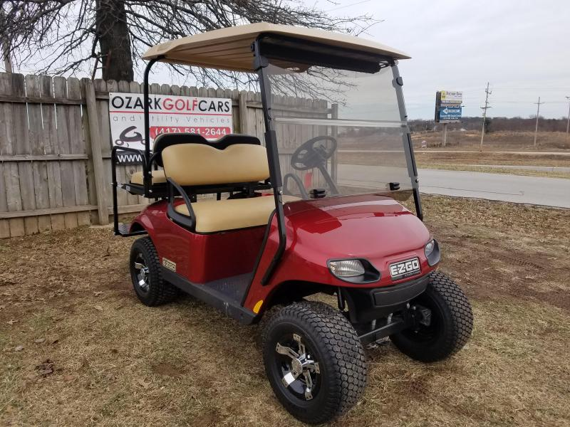 2019 VALOR-2 PASSENGER-INFERNO RED (GAS)