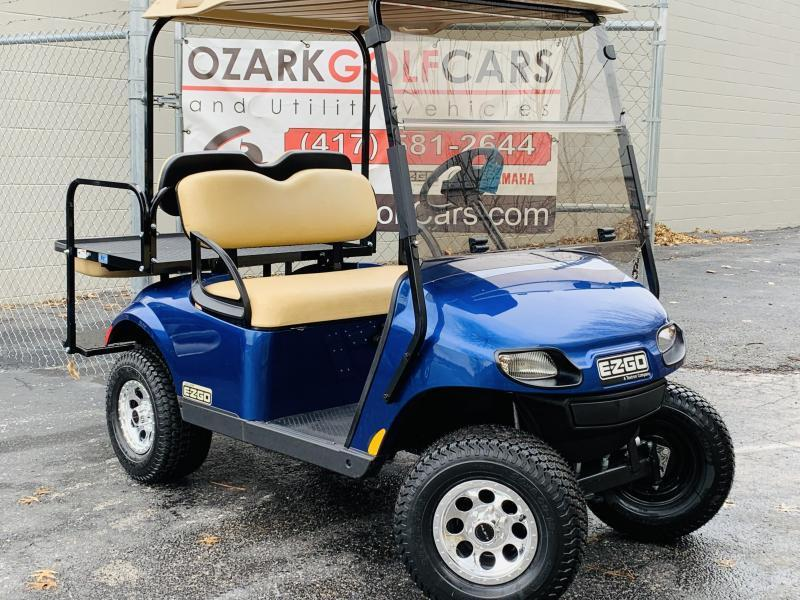 2019 VALOR-4 PASSENGER-ELECTRIC BLUE-EFI (GAS)