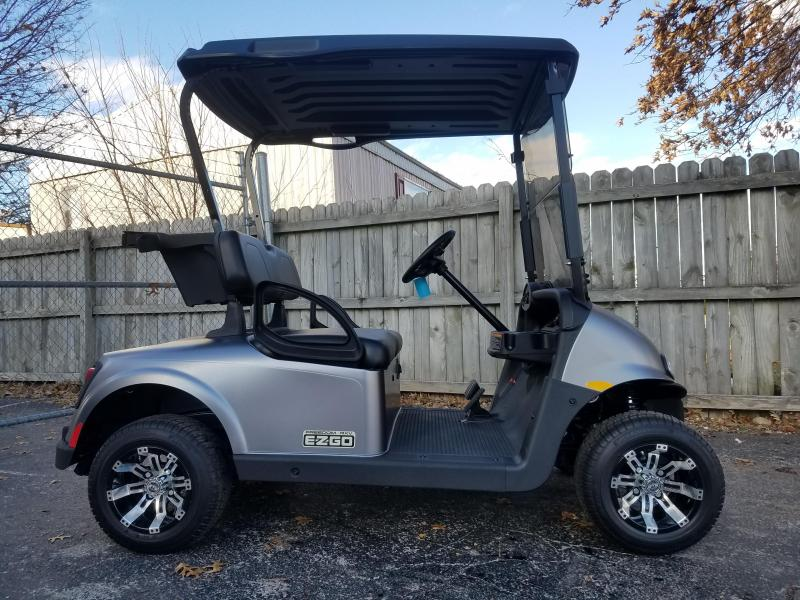 2018 RXV-2 PASSENGER- MATTE GREY (ELECTRIC)