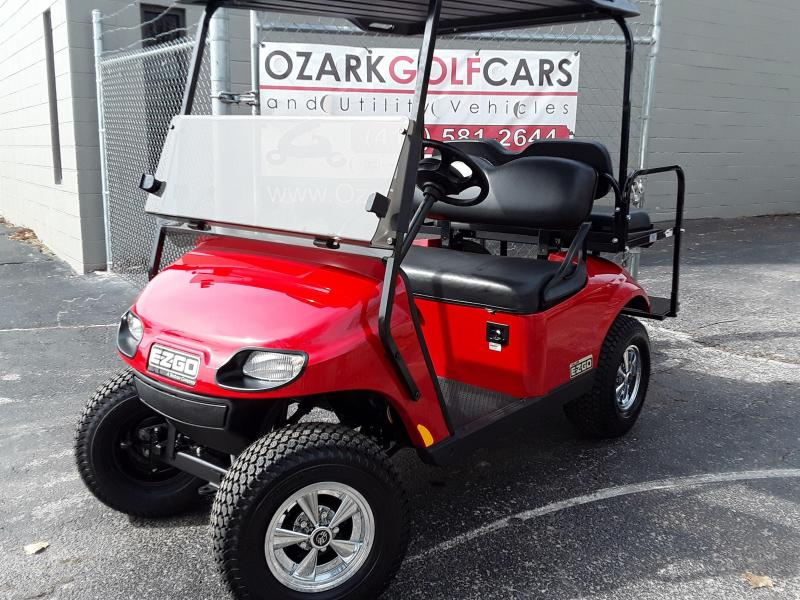 2019 VALOR-4 PASSENGER-FLAME RED (GAS)