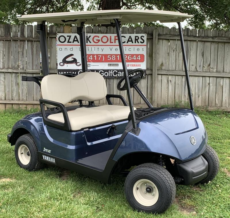2019 YAMAHA DRIVE 2 FLEET-BLUESTONE (GAS)
