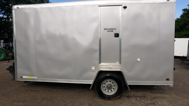 Three Station Restroom Trailer Rental Restroom Trailers For Rent - Bathroom trailer rentals