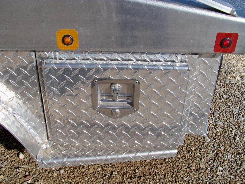 "Zimmerman aluminum 97""x102"" town country Truck Bed"