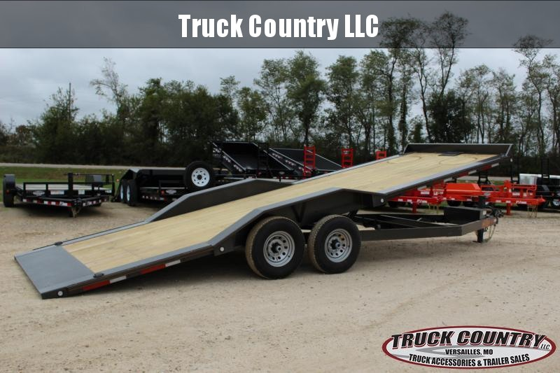 2019 Maxxd Trailers 24' T6X superwide tilt Equipment Trailer