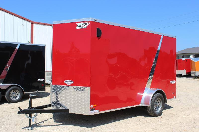 2019 Bravo Trailers 6'x12' scout Enclosed Cargo Trailer