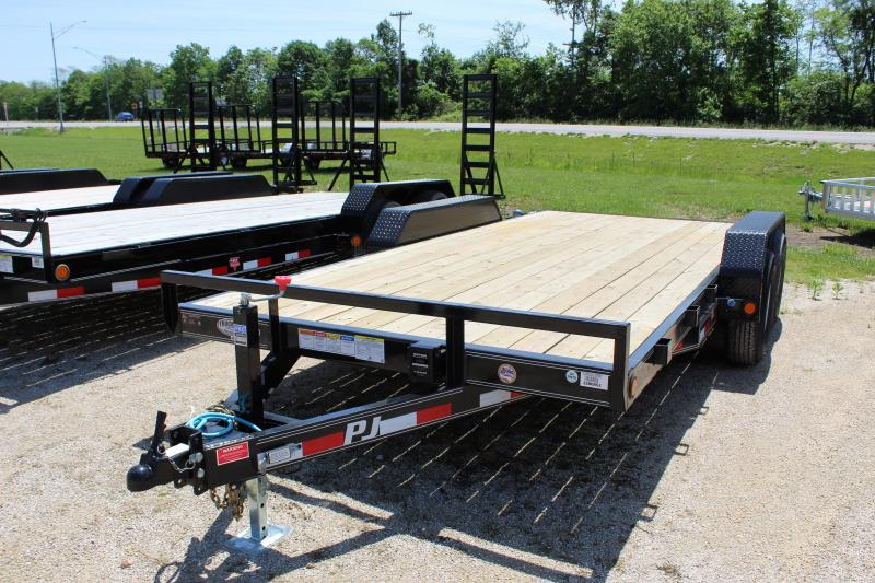 2019 PJ Trailers CE 16 Equipment Trailer