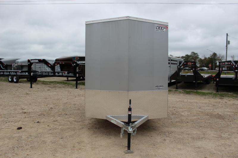 2019 Bravo Trailers scout 6x12 aluminum Enclosed Cargo Trailer