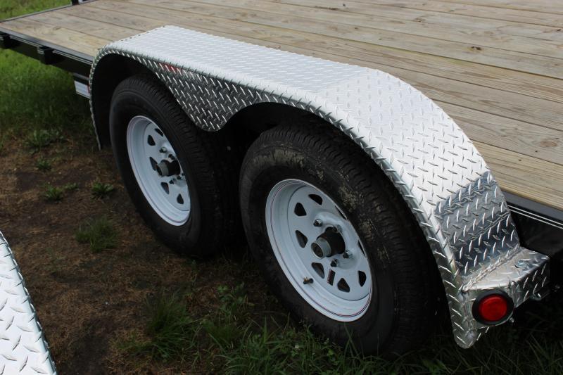 2020 PJ Trailers C4 16' Car / Racing Trailer