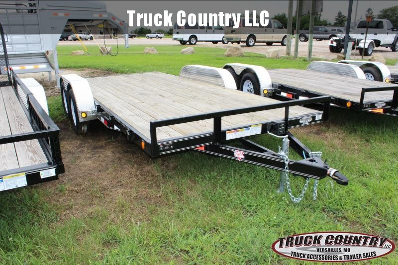 2020 PJ Trailers C4 16' Car / Racing Trailer