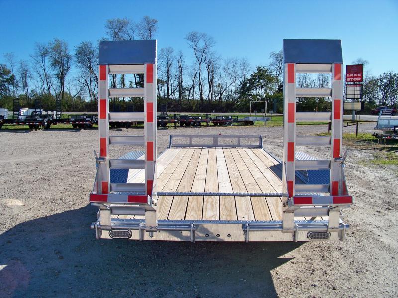 2018 Sundowner Trailers aluminum Carhauler/equipment Trailer