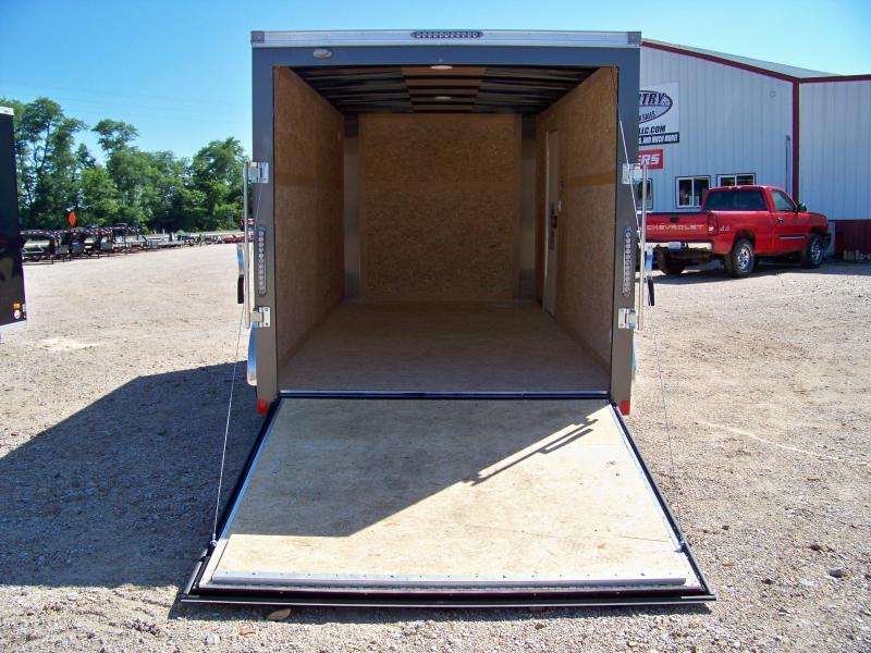 2018 Bravo Trailers 7x14 scout Enclosed Cargo Trailer