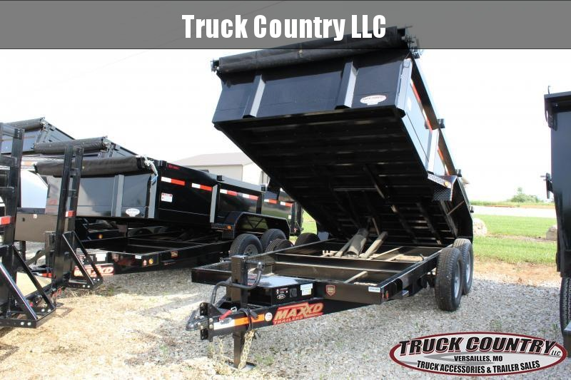 2018 Maxey D8X HD 83x14 Dump Trailer in Bourbon, MO