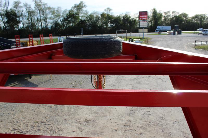2019 PJ Trailers CE 20' gooseneck Car / Racing Trailer
