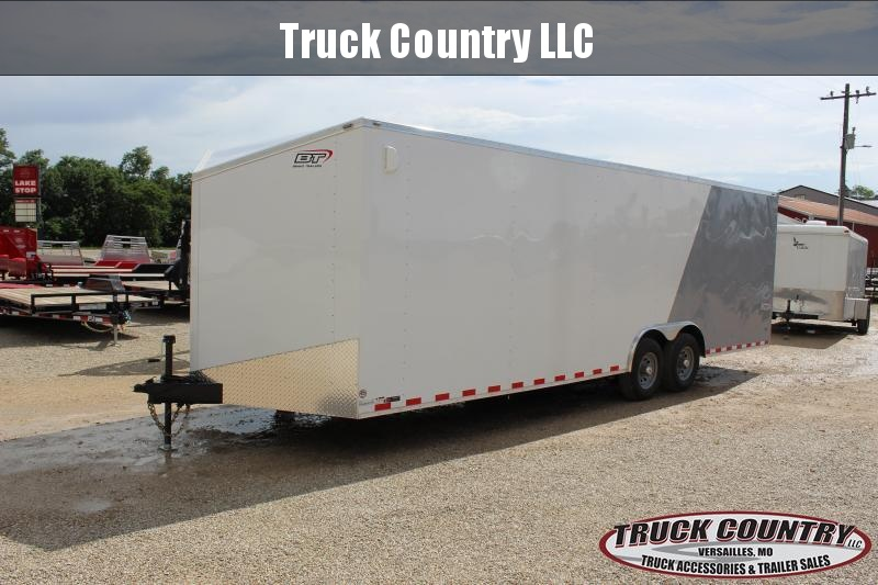 2020 Bravo Trailers 8.5'x24' scout Enclosed Cargo Trailer