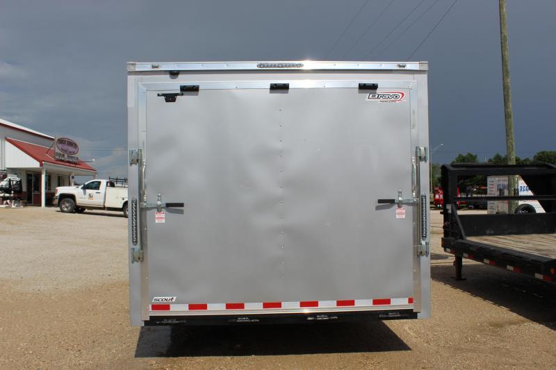 2020 Bravo Trailers 8.5'x24' scout Enclosed Cargo Trailer