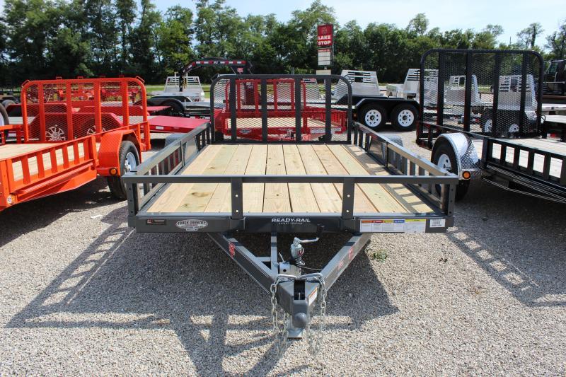 2020 PJ Trailers U7 77x12 Utility Trailer | Trailer & Truck