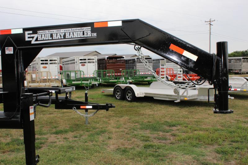 2018 36 EZ-Haul hay trailer