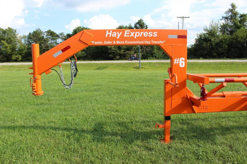 2019 Hay Express 32' gooseneck Hay trailer Other Trailer