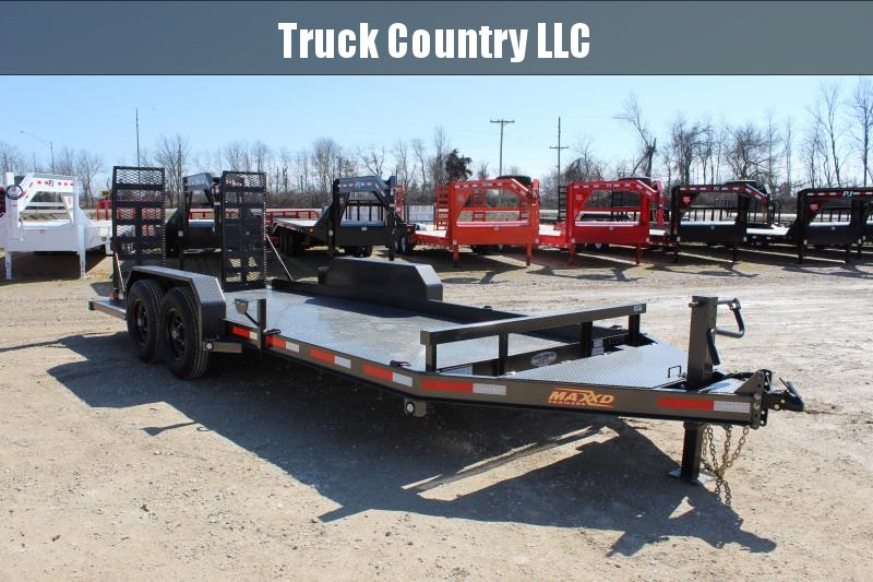 2019 MAXXD B6X 18' Equipment Trailer
