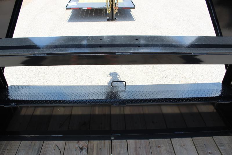 2020 PJ Trailers B5 20' gooseneck superwide Car / Racing Trailer