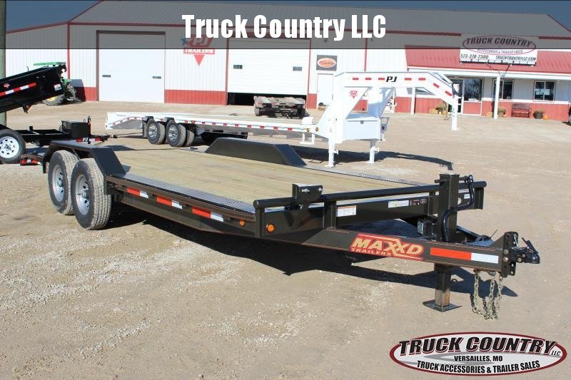 2019 PJ Trailers H6X 20' superwide tilt Equipment Trailer