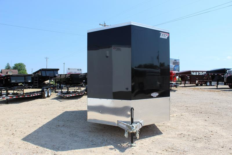 2019 Bravo Trailers 7'x14' aluminum scout Enclosed Cargo Trailer