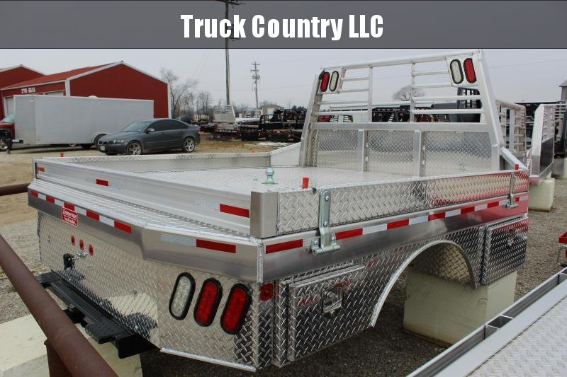 2019 Zimmerman 97 x 102 platinum Truck Bed
