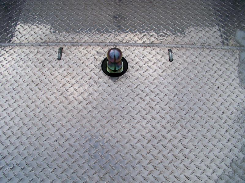 Zimmerman 97x114 aluminum construction Truck Bed