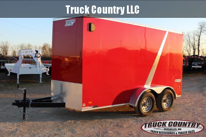 2019 Bravo Trailers 6x12 scout Enclosed Cargo Trailer in Ashburn, VA
