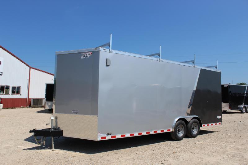 2018 Bravo Trailers Star 8.5'x20' Enclosed Cargo Trailer