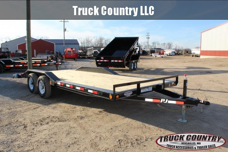 2019 PJ Trailers B5 20' superwide Carhauler Trailer