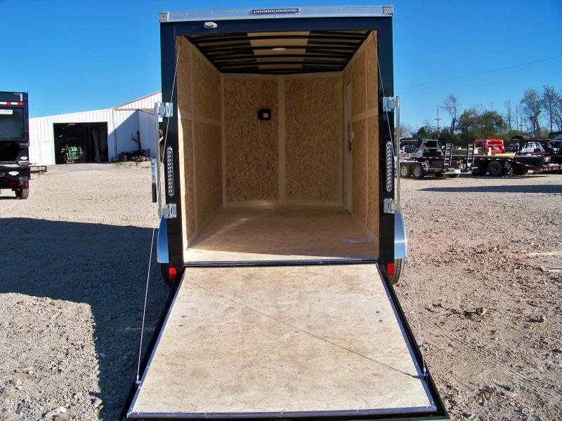 2018 Bravo Trailers scout 6x12 Enclosed Cargo Trailer