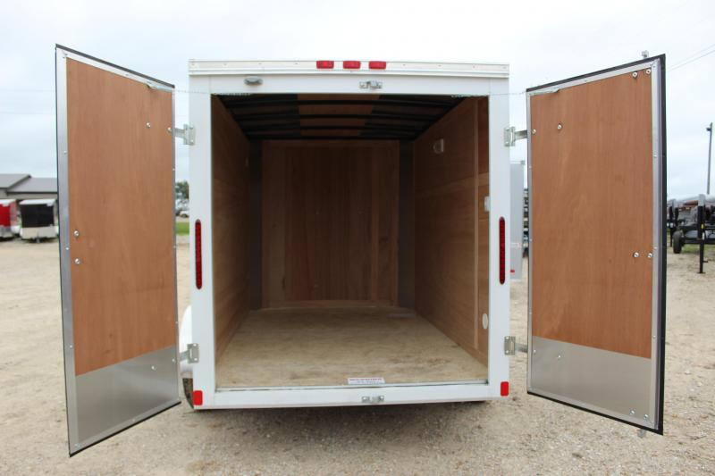 2019 Bravo Trailers 6x10 Hero Enclosed Cargo Trailer