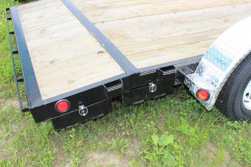 2020 PJ Trailers C4 16' carhauler / utility Trailer
