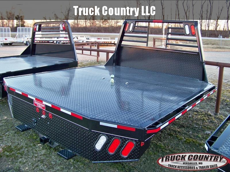 97x102 Zimmerman Steel Truck Bed in Ashburn, VA