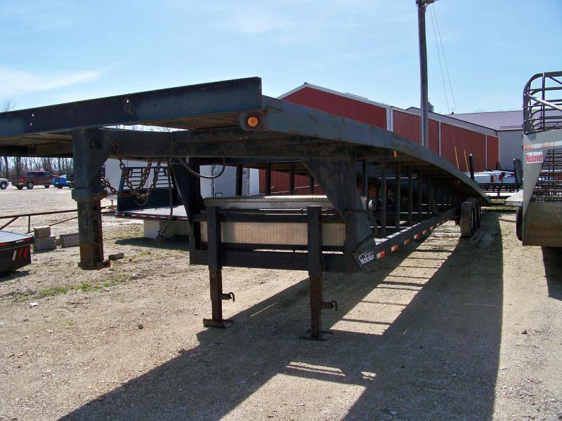 2004 Appalachian 48' wedge carhauler  Trailer