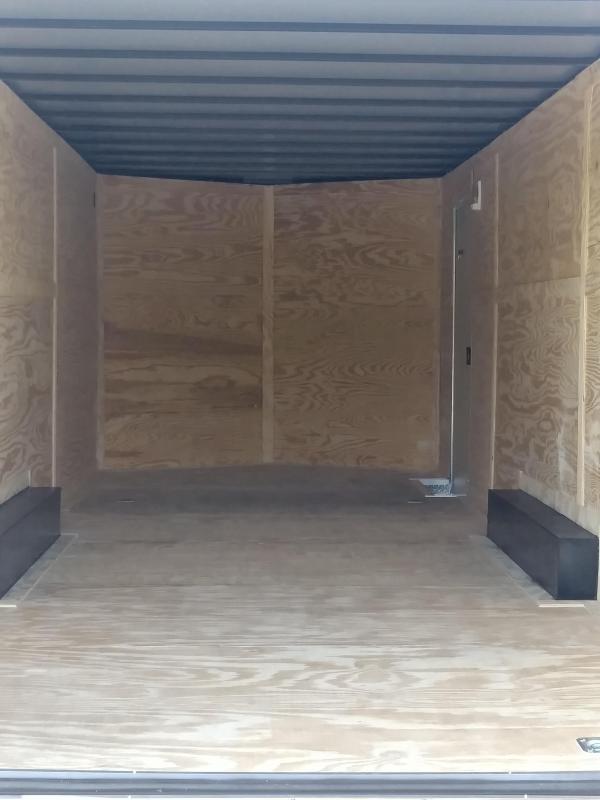 2020 Anvil 8.5x24 TA Enclosed Cargo Trailer