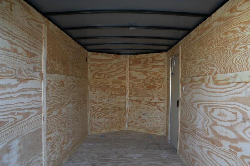 2019 Precision 6X12 TA Enclosed Cargo Trailer